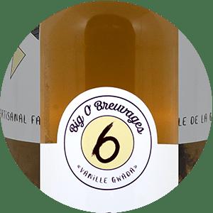 BigO Breuvages - Vanille