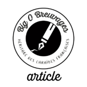 Big O Breuvages - Article